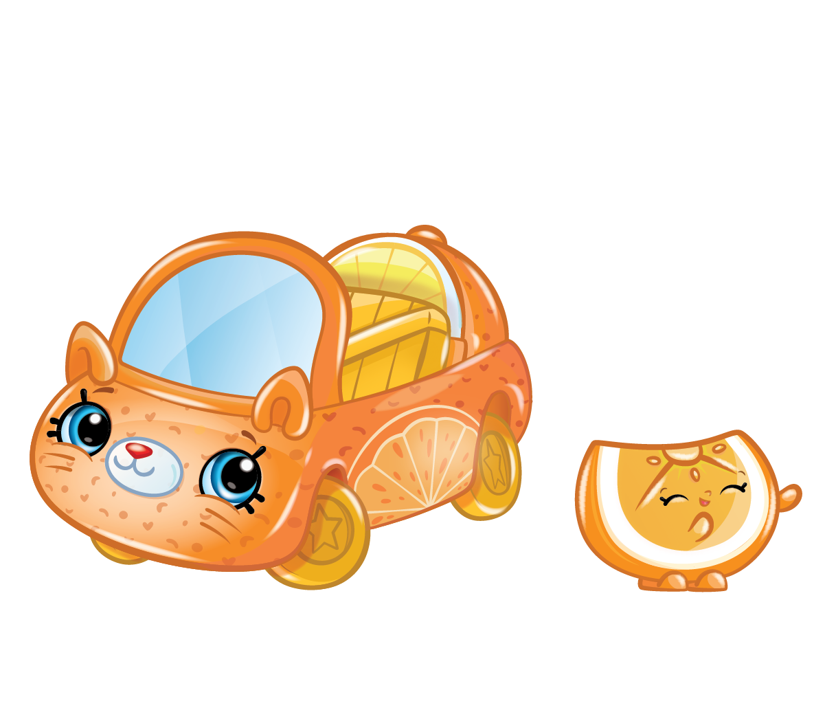 Clipart shopkins jpg Cutie Cars Characters Orange Rush Shopkins Picture jpg