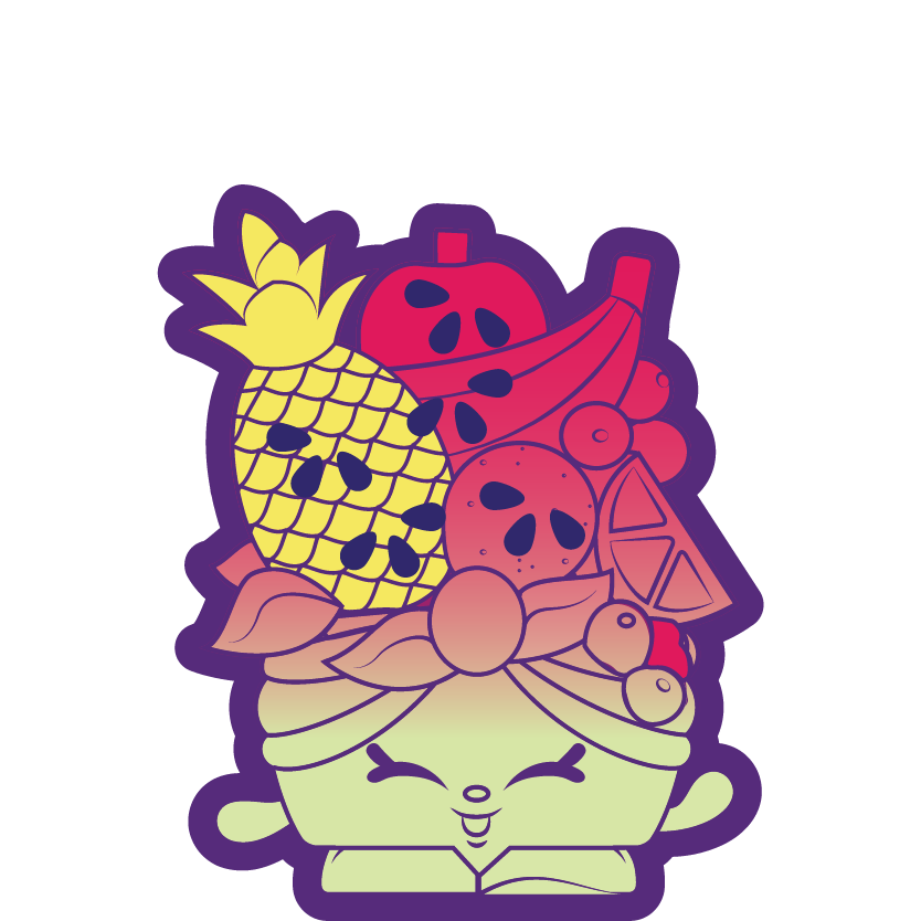 Clipart shopkins vector freeuse library Fran Fruit Hat | Shopkins Wiki | FANDOM powered by Wikia vector freeuse library