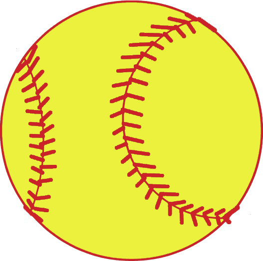 Clipart for softball vector freeuse download Free Softball Cliparts, Download Free Clip Art, Free Clip Art on ... vector freeuse download