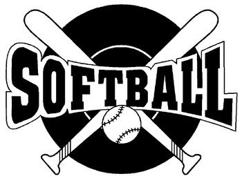Clipart for softball picture free library Softball images clip art | Softball | Softball pitcher, Softball ... picture free library