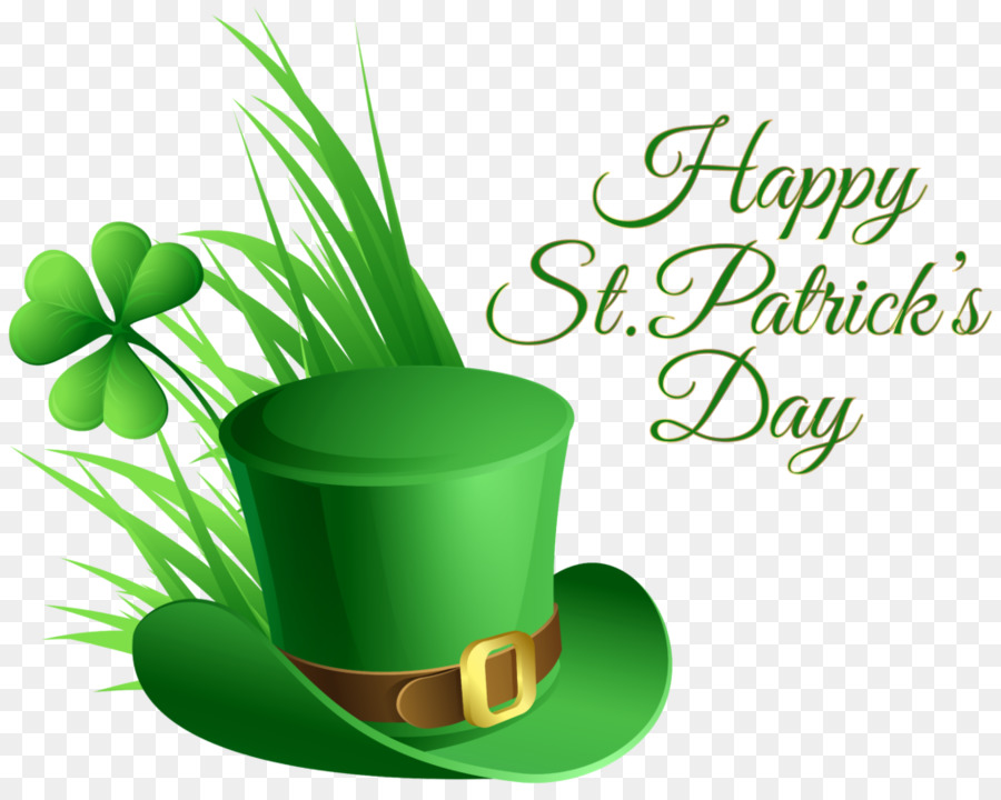 Clipart for st patrick-s day clipart black and white download St Patricks Day clipart - Shamrock, Green, Text, transparent clip art clipart black and white download