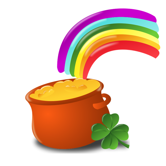 Clipart for st patrick-s day jpg free stock Free St. Patrick\'s Day Clipart jpg free stock