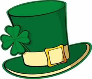 Clipart for st patrick-s day black and white download Free Saint Patricks Day Images, Download Free Clip Art, Free Clip ... black and white download