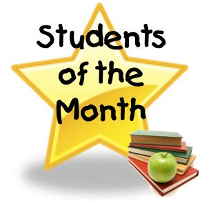 Clipart for student of the month png stock Student Of The Month Clipart - Clipart Kid png stock