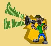 Clipart for student of the month image transparent library Moorcroft Secondary student of the month - Crook County School ... image transparent library