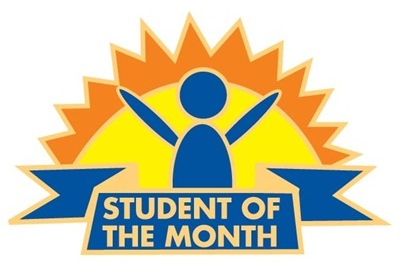 Clipart for student of the month vector royalty free Student Of The Month Clipart - Clipart Kid vector royalty free