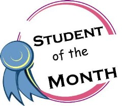 Clipart for student of the month clipart free stock Student Of The Month Clipart - Clipart Kid clipart free stock