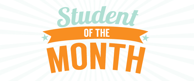 Clipart for student of the month picture black and white library Student of the month clipart - ClipartFest picture black and white library