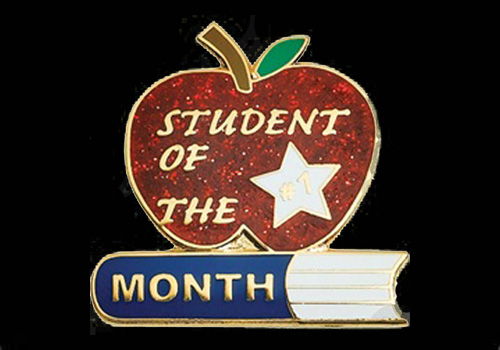 Clipart for student of the month graphic black and white stock Student of the month clipart - ClipartFest graphic black and white stock