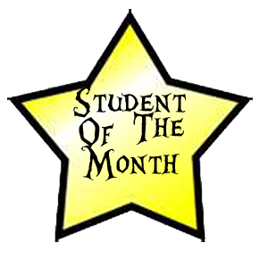 Clipart for student of the month clip art black and white download Student of the month clipart - ClipartFox clip art black and white download