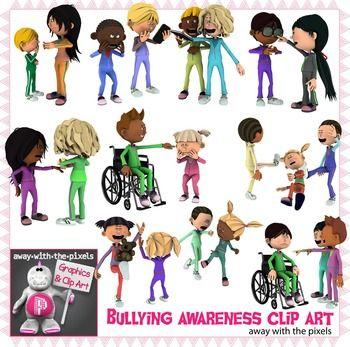 Clipart for teachers commercial use clip art stock Bully Awareness Clip Art - Clip Art for Teachers - Commercial Use ... clip art stock