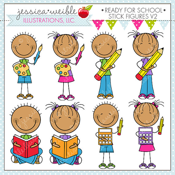 Clipart for teachers commercial use