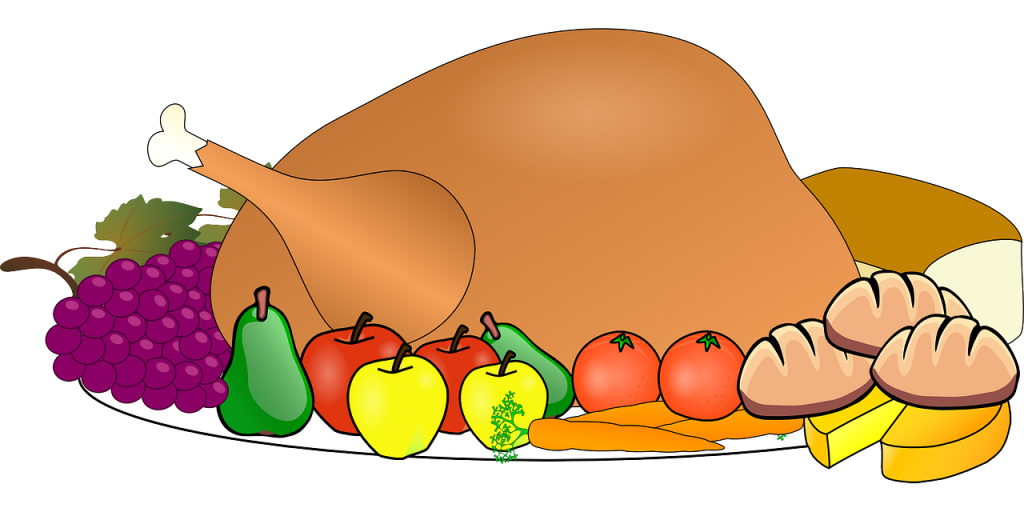 Clipart for thanksgiving religious meals clip download What's the real story of Thanksgiving? - EarningStation411 clip download