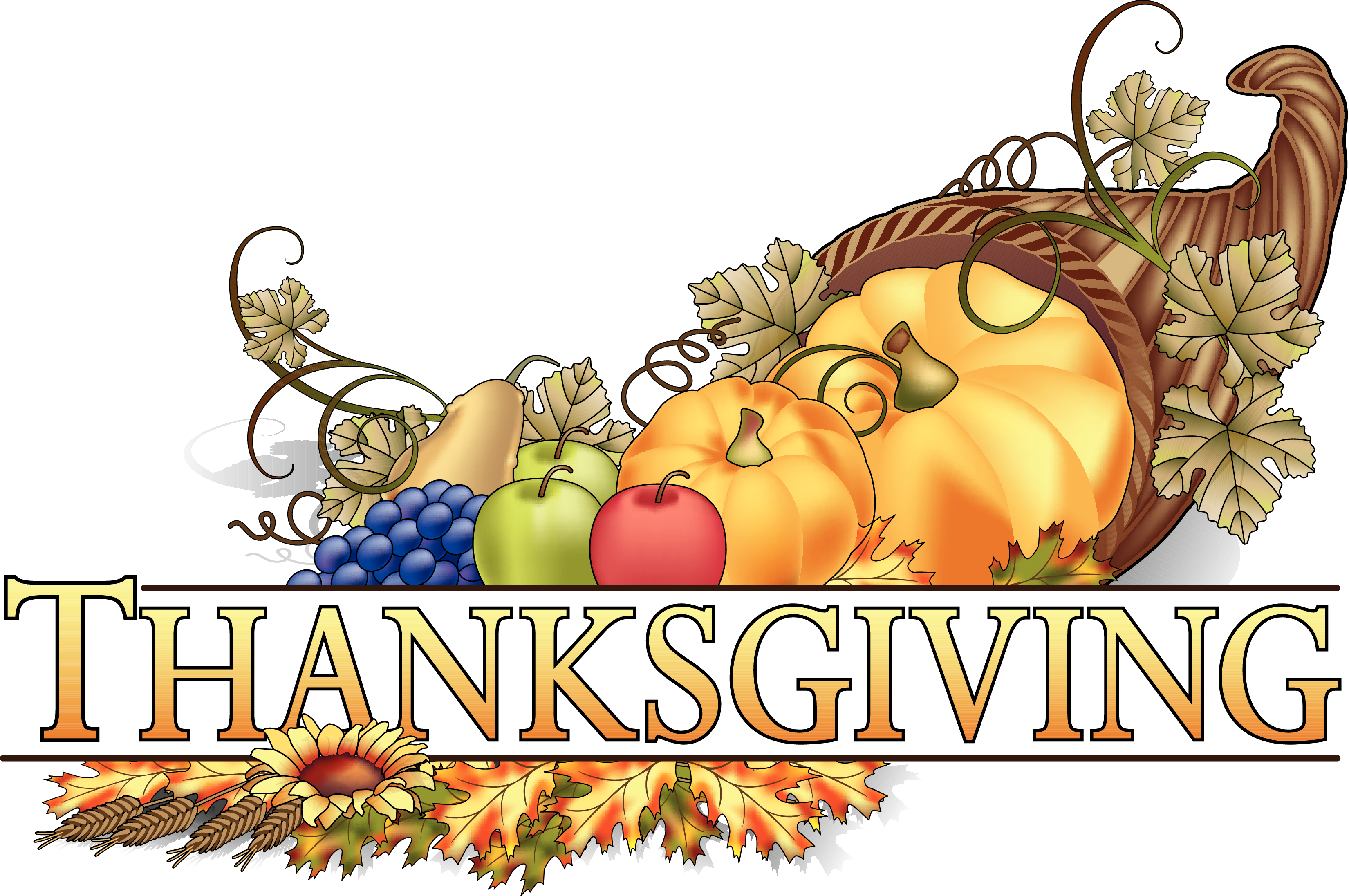 Snoopy after thanksgiving clipart picture free download Exelent Word Wall Clip Art Frieze - Art & Wall Decor - hecatalog.info picture free download