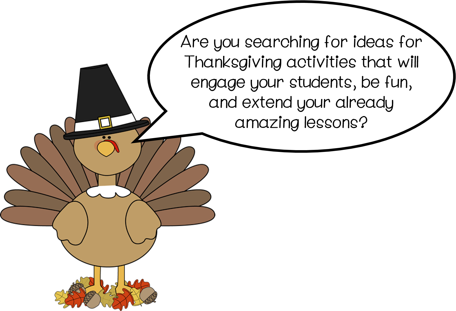 Turkey trouble clipart picture royalty free download Planet Happy Smiles: Thanksgiving Activities picture royalty free download