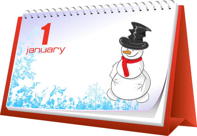 Clipart for the month of january clip Month Of January Clipart - Clipart Kid clip