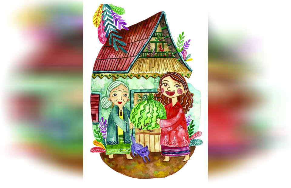 Clipart for the old man and his dream folktale picture library Five Most Popular Indonesian Folk Tales (and Their Subtexts) picture library