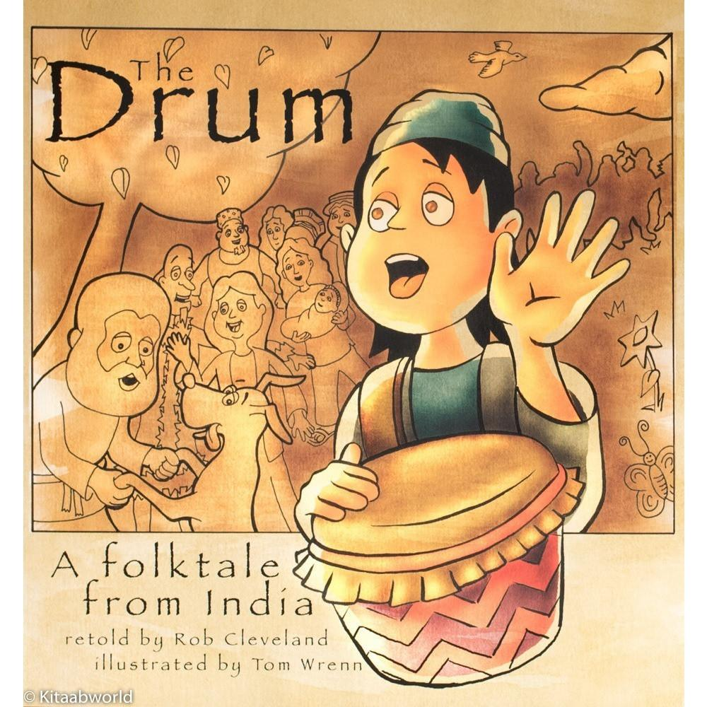 Clipart for the old man and his dream folktale clip art transparent download Drum: A Folktale from India clip art transparent download