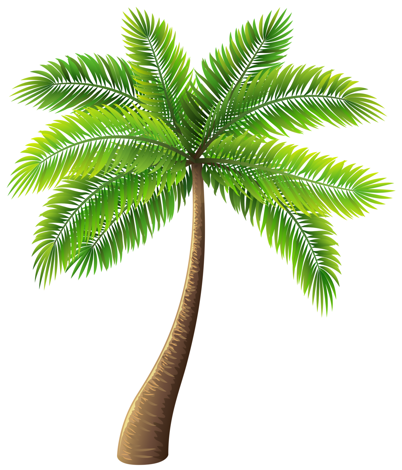 Png tree clipart clip free library Palm Tree PNG Clip Art clip free library