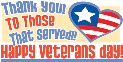 Veterans day thanks black and white clipart png free library ☆ 32 Happy \