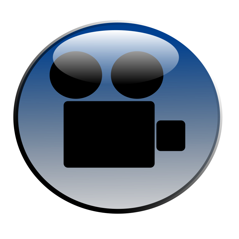Clipart for video clipart Free Clipart: Video-icon | Farmeral clipart