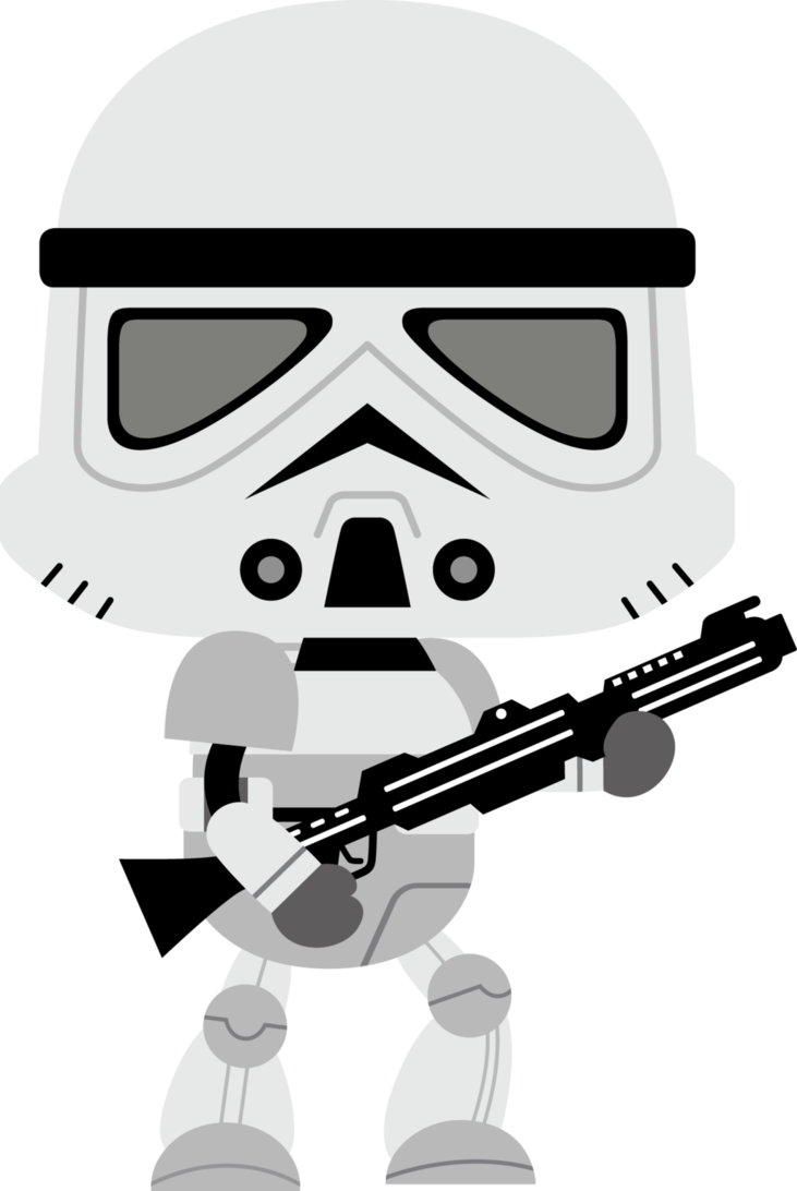 Star wars clipart revenge of the fifth picture transparent stock Storm Trooper 2 by Chrispix326.deviantart.com on @DeviantArt ... picture transparent stock