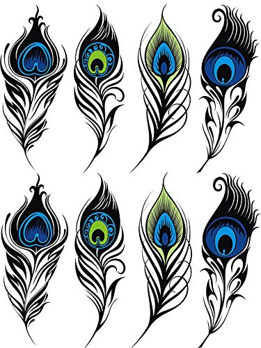 Clipart for waterslide decal free fine art banner stock Peacock Eye Feathers - 33404 - Ceramic Decal - Enamel Decal - Glass Decal -  Waterslide Decal - 3 Different Size Sheet (Images) to Choose from. Choose  ... banner stock