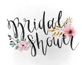 Bridal shower clipart free png library Bridal shower wedding shower clip art – Gclipart.com png library