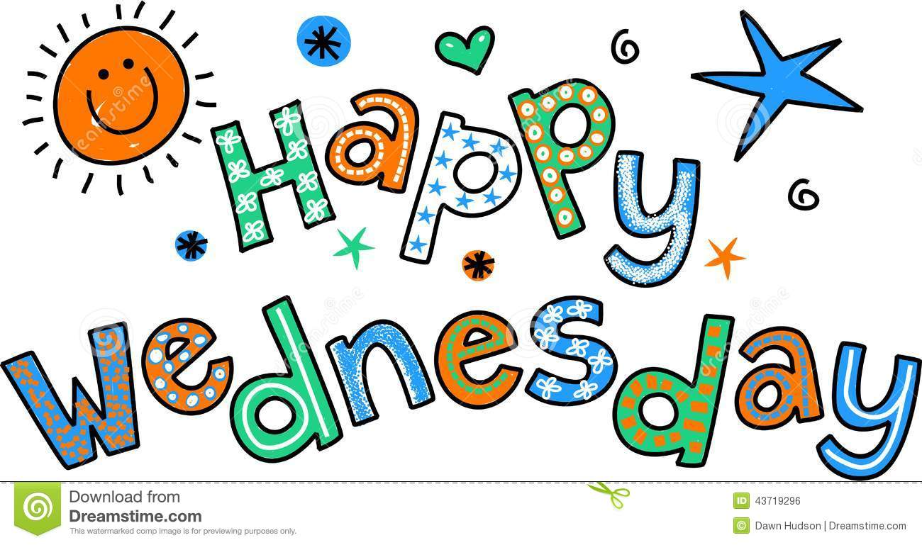 Clipart for wednesday picture freeuse library Happy Wednesday Clipart Group with 80+ items picture freeuse library