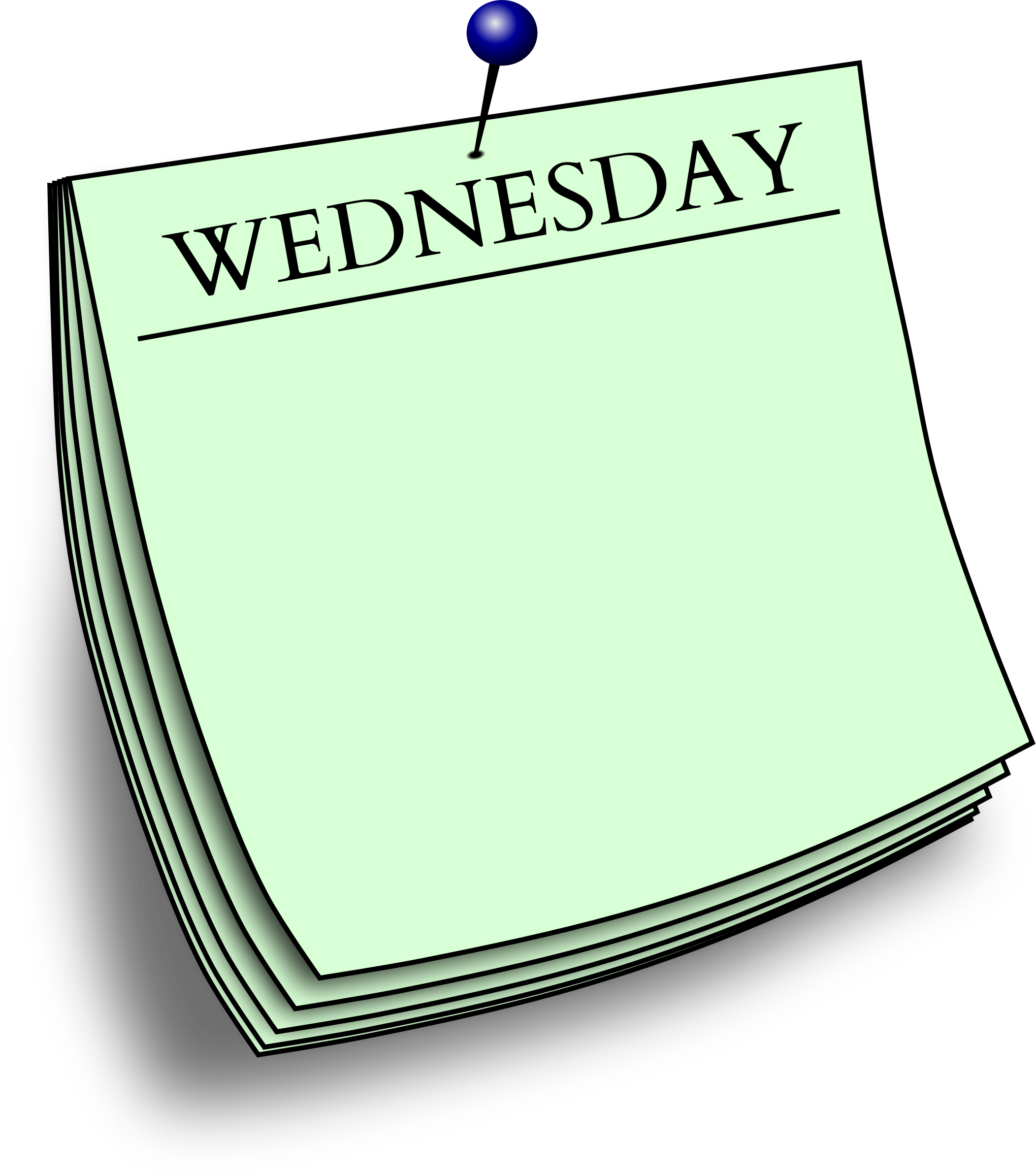 Clipart for wednesday clip library Wednesday clipart 2 » Clipart Station clip library