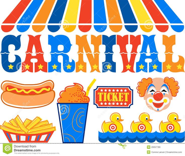 Clipart for word hot food image black and white stock 51 best ideas about Carnival clipart on Pinterest | Carnival games ... image black and white stock