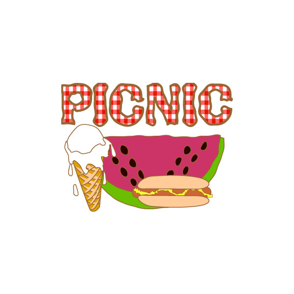 Clipart for word hot food.  images about summer