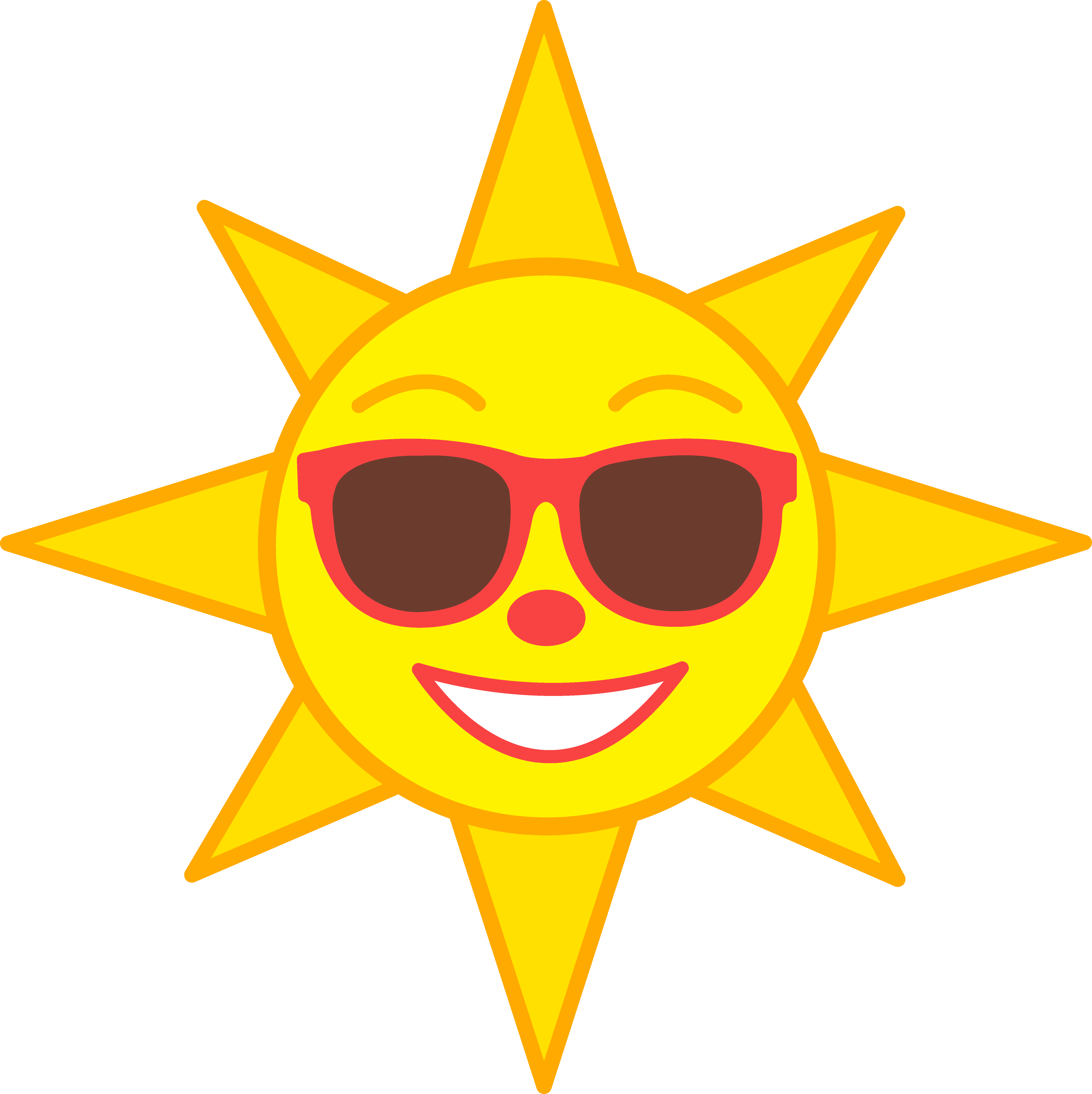 Clipart sun with sunglasses png library download Outstanding Mexican Sun Wall Art Ensign - The Wall Art Decorations ... png library download