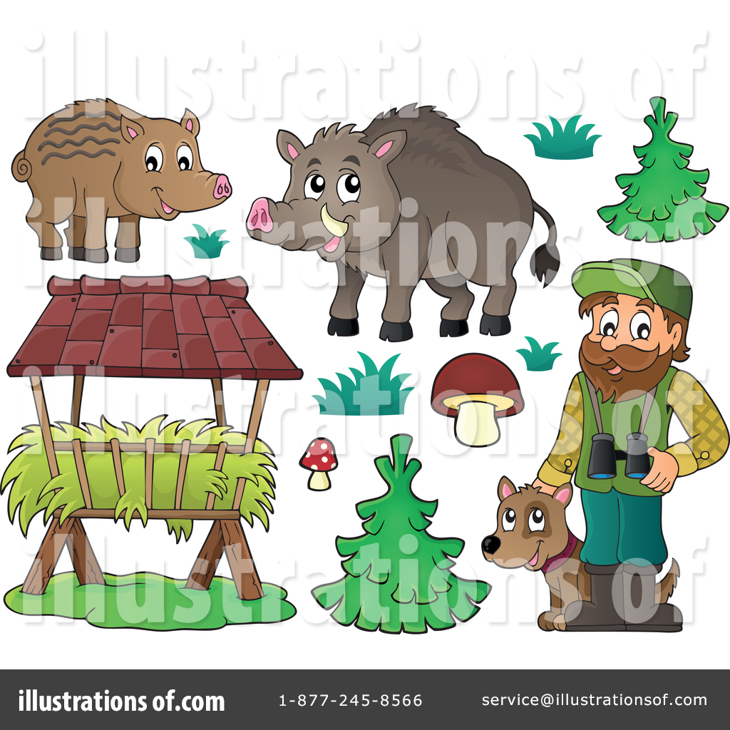 Clipart forester clipart free Forester Clipart #1426758 - Illustration by visekart clipart free