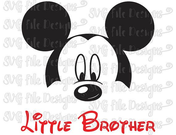 Clipart format svg graphic transparent download 17 Best images about Mickey and Minnie Disney SVG Cutting Files ... graphic transparent download