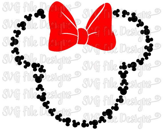 Clipart format svg royalty free download 17 Best images about Mickey and Minnie Disney SVG Cutting Files ... royalty free download