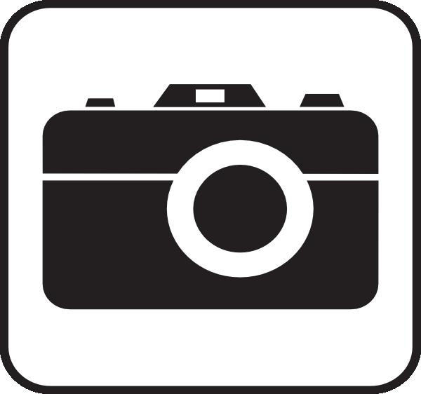Clipart fotokamera picture royalty free download Kamera Clip Art at Clker.com - vector clip art online, royalty free ... picture royalty free download