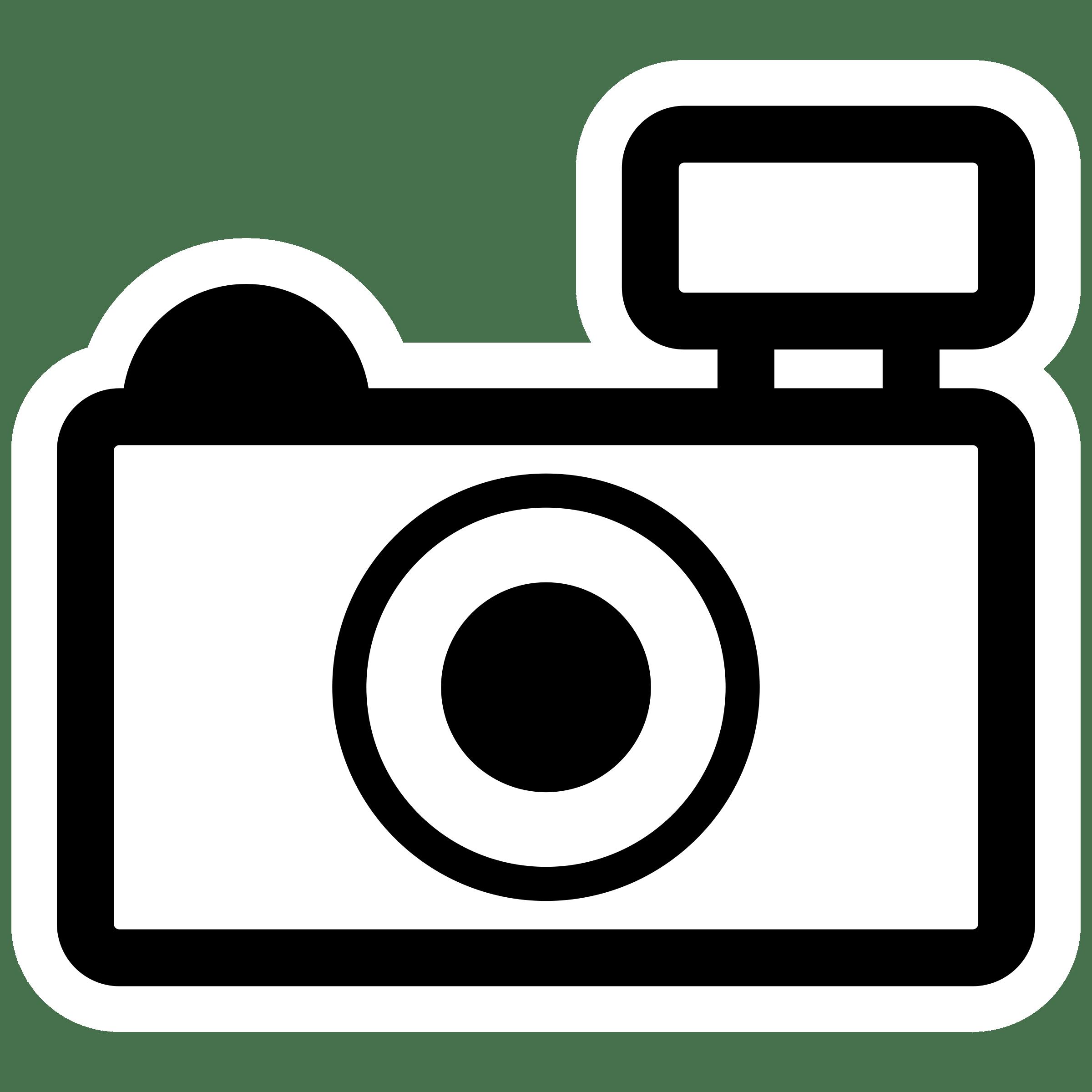 Clipart fotokamera clip freeuse library Clipart kamera 2 » Clipart Portal clip freeuse library