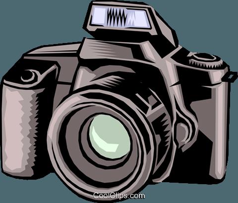 Clipart fotokamera transparent 35mm camera Royalty Free Vector Clip Art illustration -hous0199 ... transparent