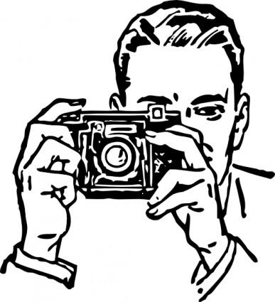 Clipart fotokamera royalty free Fotokamera clipart 4 » Clipart Station royalty free