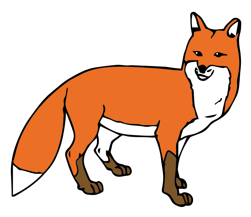 Clipart fox pictures graphic transparent library Free Fox Cliparts, Download Free Clip Art, Free Clip Art on Clipart ... graphic transparent library