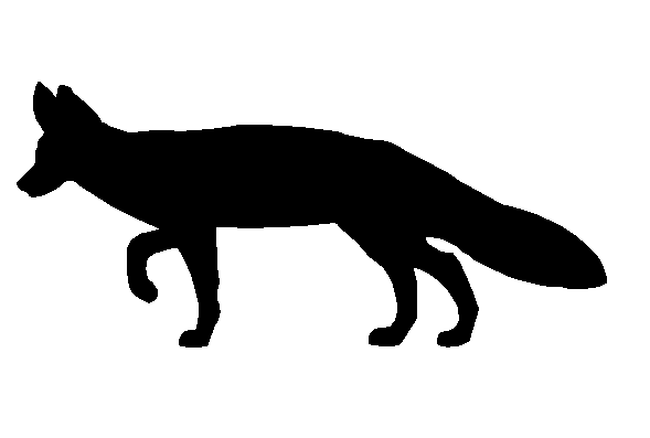 Clipart fox silhouette png royalty free Free Fox Silhouette Cliparts, Download Free Clip Art, Free Clip Art ... png royalty free
