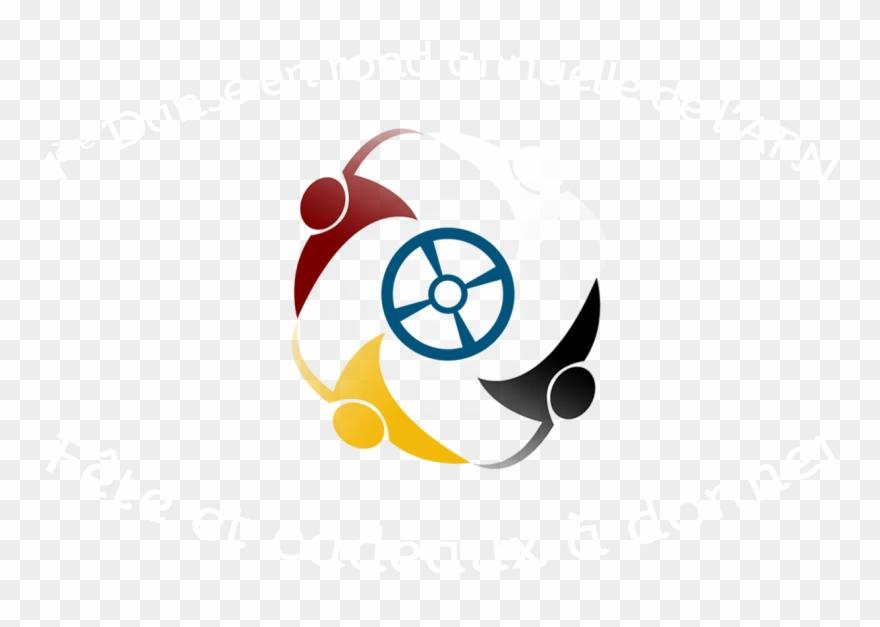 Clipart fr svg free Round Dance Logo Fr - Graphic Design Clipart (#4887603) - PinClipart svg free