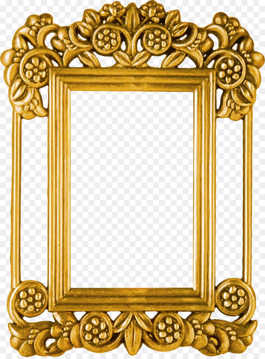 Clipart photo frame hd transparent Picture Frame Frame clipart - Ornament, Mirror, transparent clip art transparent