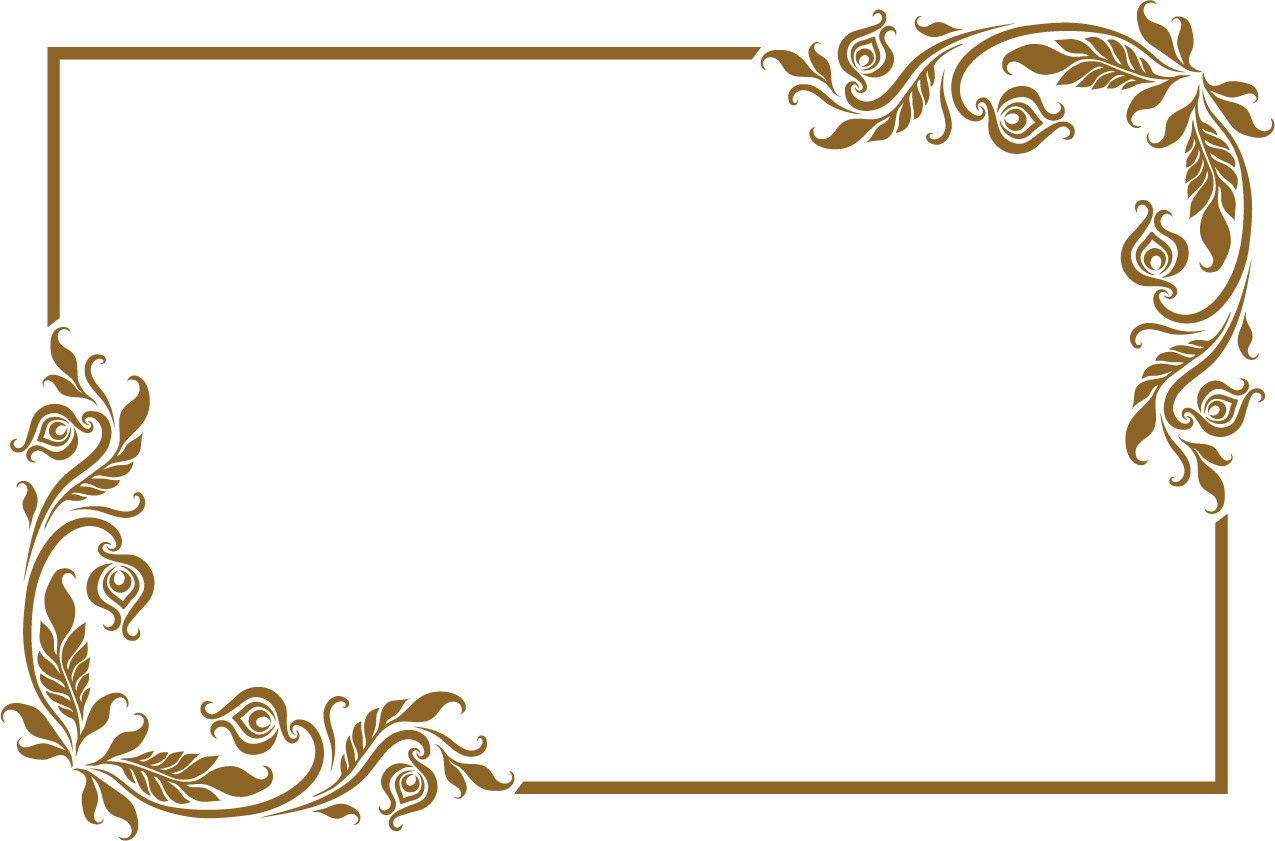 Clipart photo frame hd picture royalty free stock Download Picture Frame Lovely Old Golden Free Download PNG HD ... picture royalty free stock