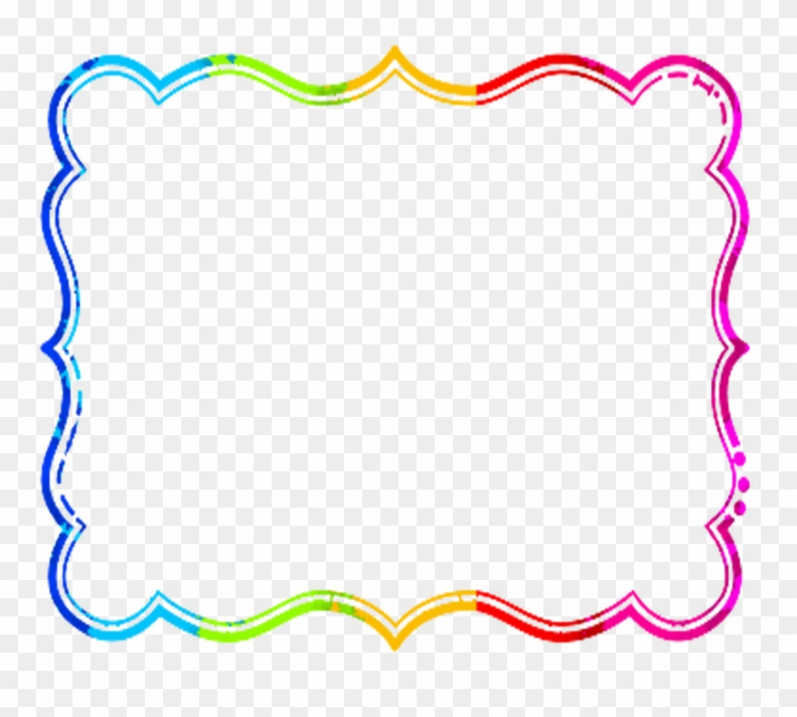 Clipart frames borders free graphic Free Cool Frames Borders Cliparts - Cute Frame Clipart Png ... graphic