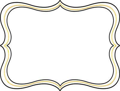Free borders and frames clipart. Elegant border frame download