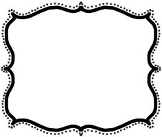 Clipart photo frames image black and white stock 11 Best frame clipart images in 2015 | Borders, frames, Frame ... image black and white stock