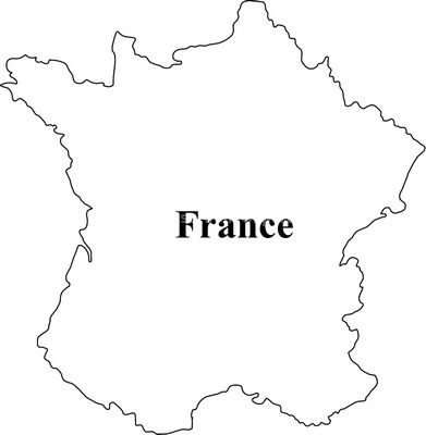 Clipart france map clip royalty free library Free France Map Cliparts, Download Free Clip Art, Free Clip Art on ... clip royalty free library