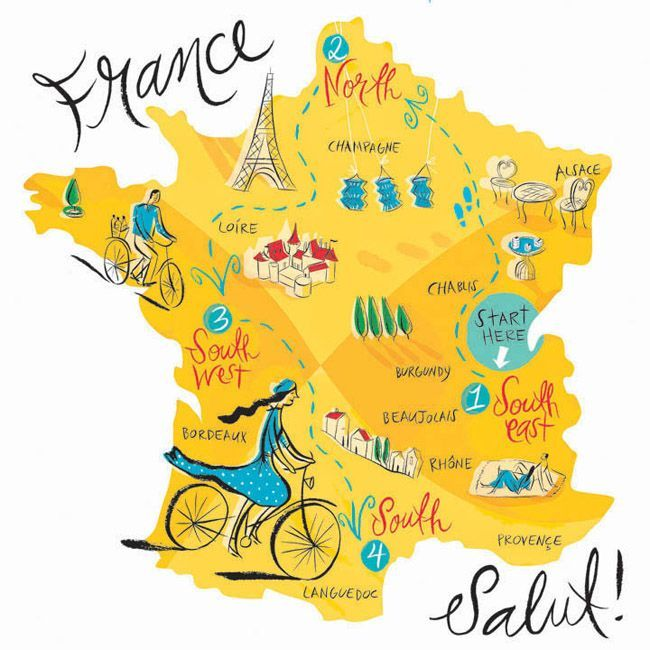 Clipart france map picture freeuse France Map Drawing At GetDrawings | Map Of France Clipart - Clipart ... picture freeuse